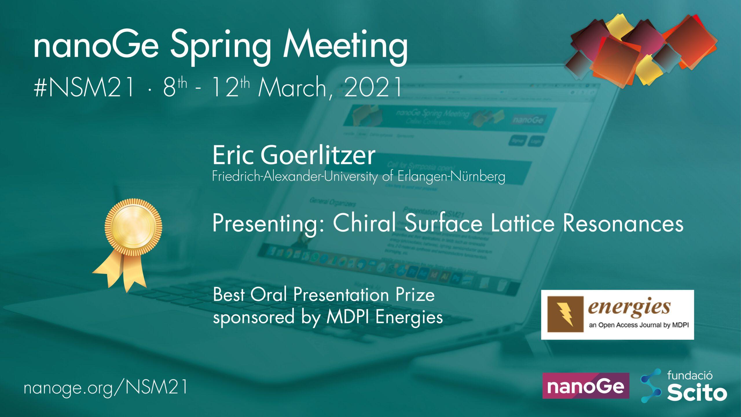 20 03 16 Prize NSM – Eric